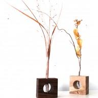 Blumenvase 04