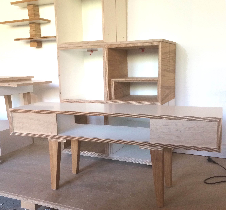 tv konsole baserider andreas janson. Black Bedroom Furniture Sets. Home Design Ideas